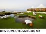 Kıbrıs Dome Hotel 2011